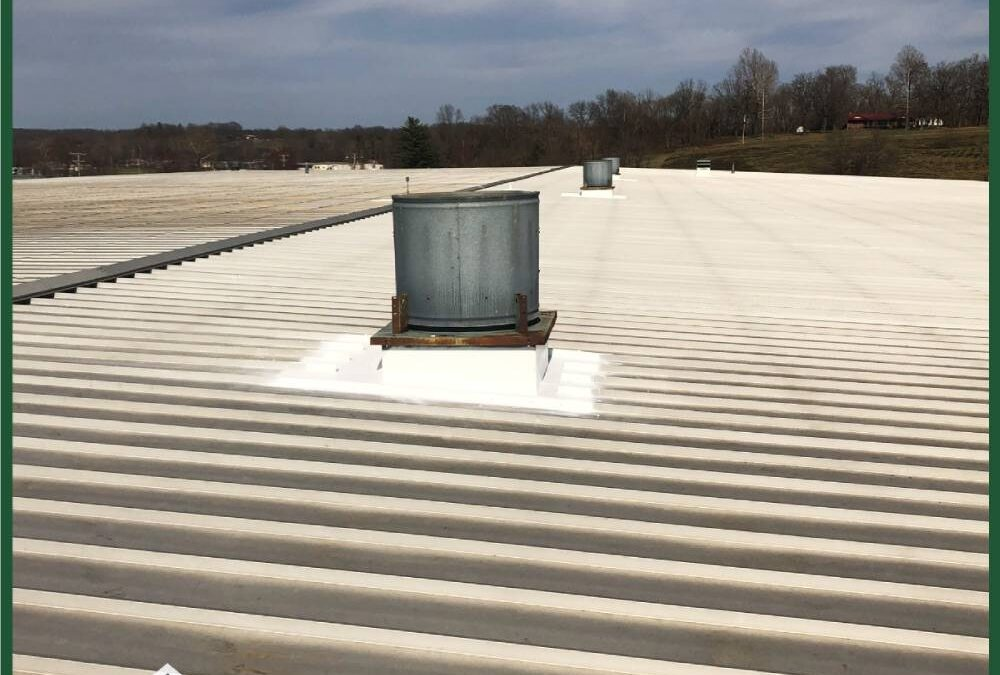 Why Choose Commercial Roof Coatings?