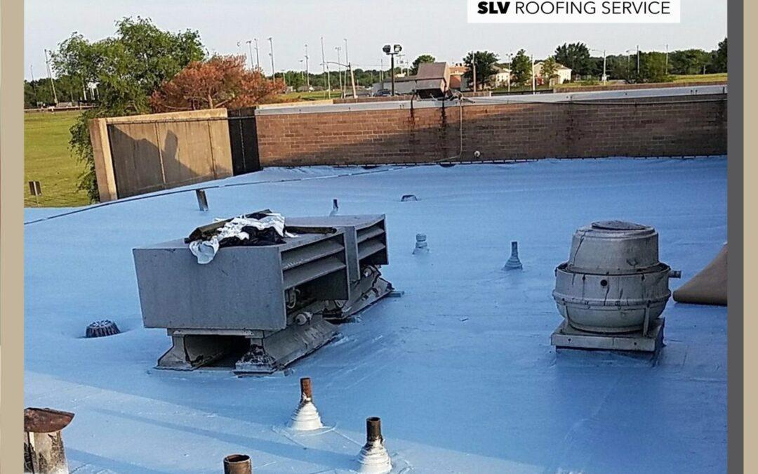 Kansas City Commercial Roofer